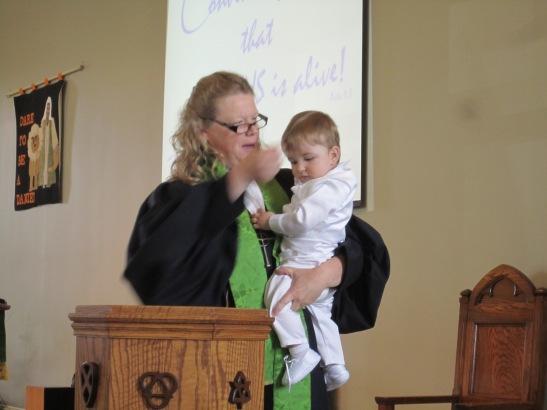 jacob baptized