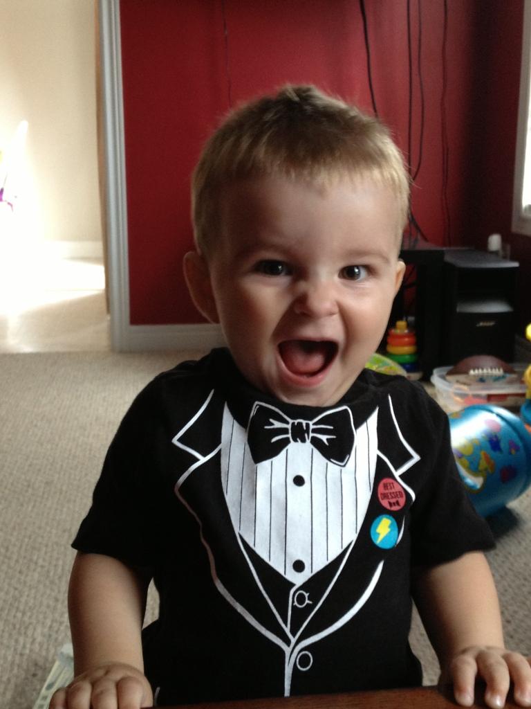 Jacob tuxedo